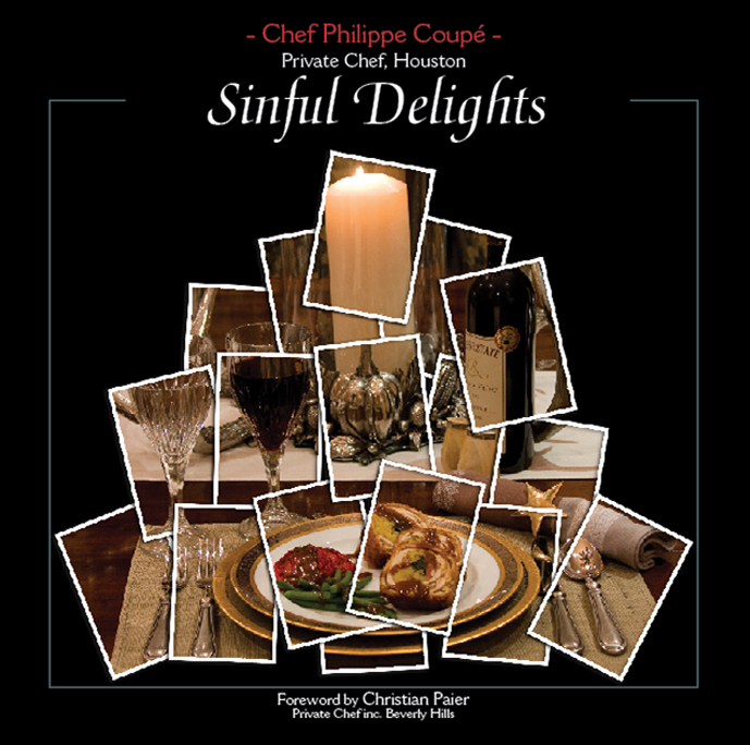 Front Cover book Sinful Delights. Click on the cover to return to the book page